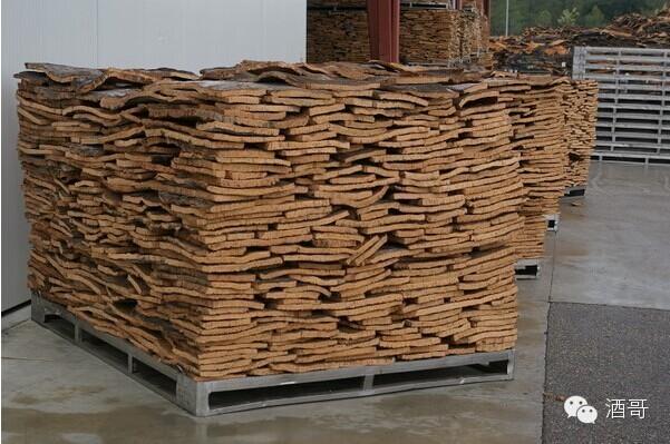 天然软木塞的制作过程